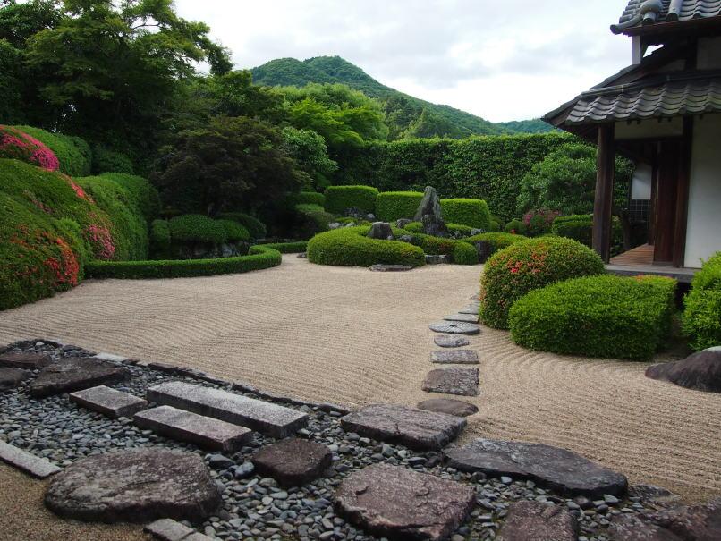 2019年6月8日の庭園