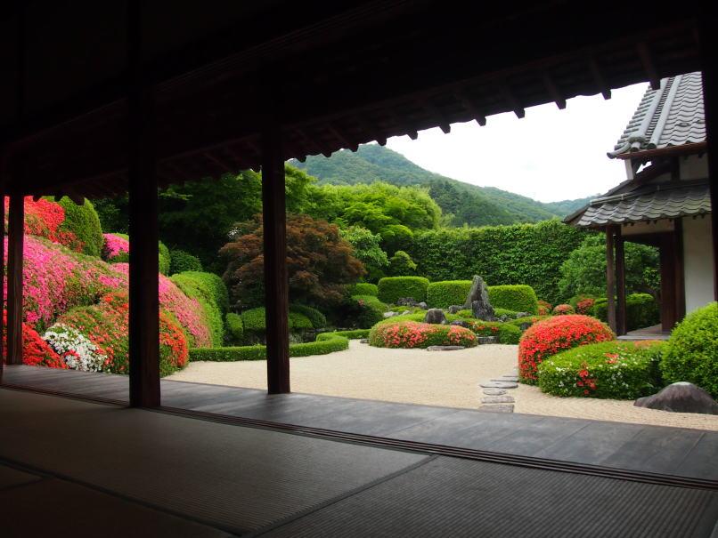 2018年5月30日の庭園